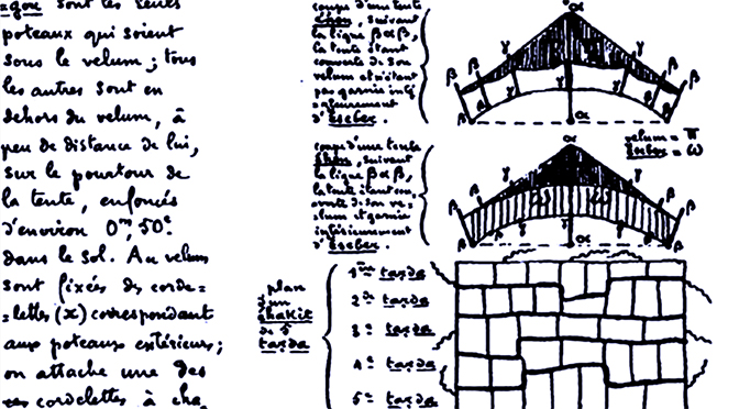 Charles de Foucauld un savant inquiet