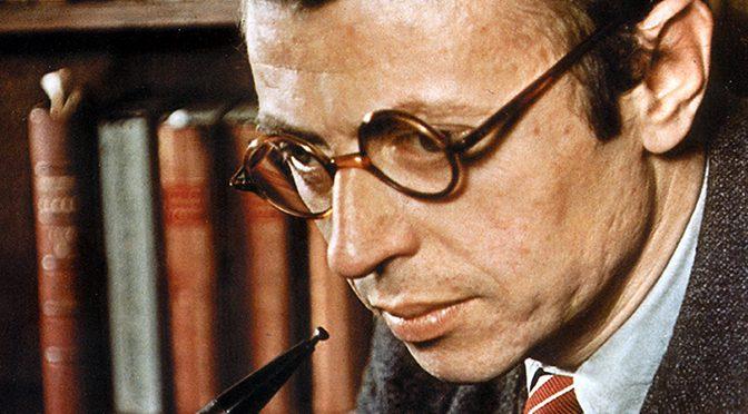 Sartre et l'Algérie. Trajectoire d'un intellectuel dans les guerres et les décolonisations du XX° siècle