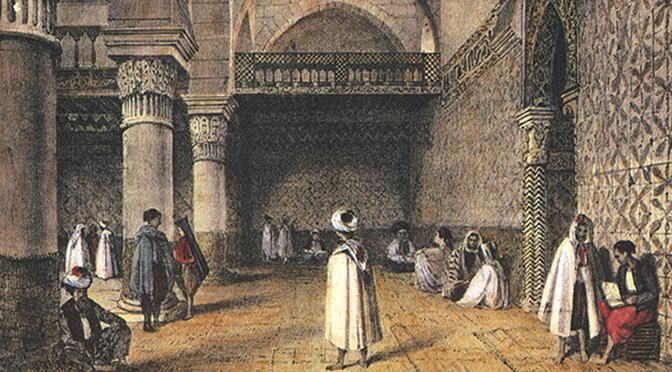 Les mosquées d'Alger : Construire, gérer et conserver (XVIe-XIXe siècles)