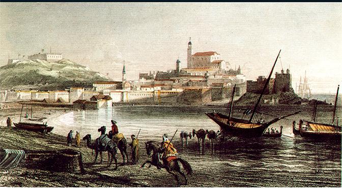 Le Génie militaire français et la production des villes coloniales