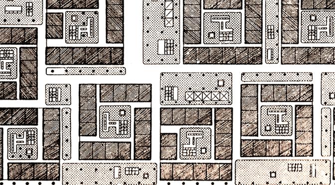 L'œuvre de l'architecte Gyoji Banshoya au Maghreb et au Moyen-Orient