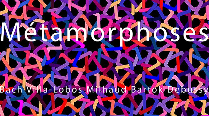 Concert classique – Métamorphoses